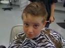 Seth and the Haircut